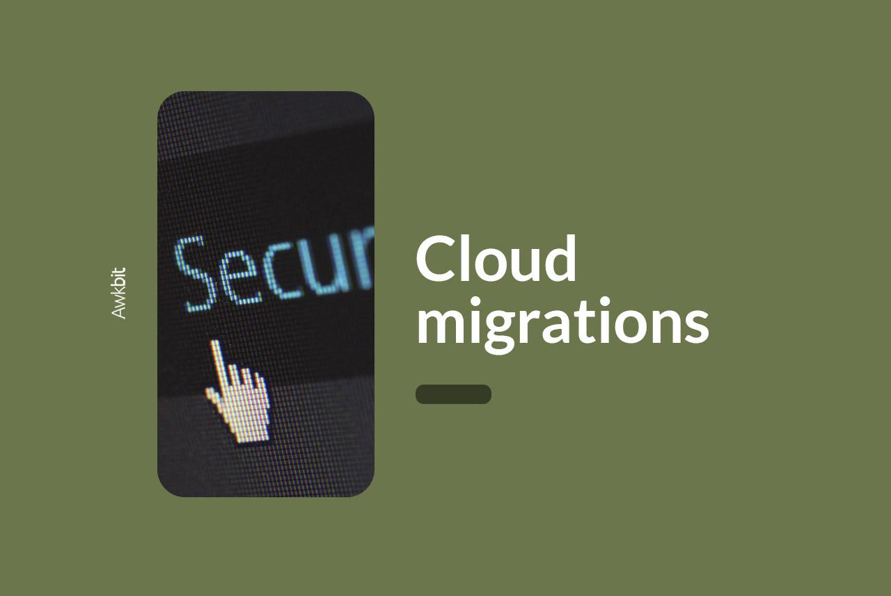 Cloud-migrations