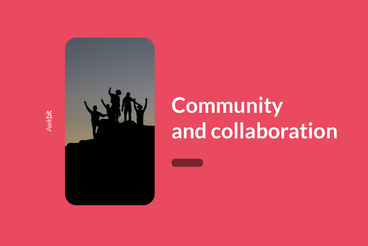 Open source: community and collaboration