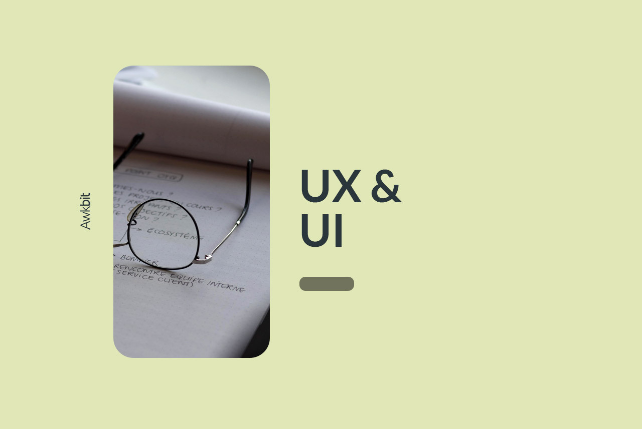 User experience vs. user interface
