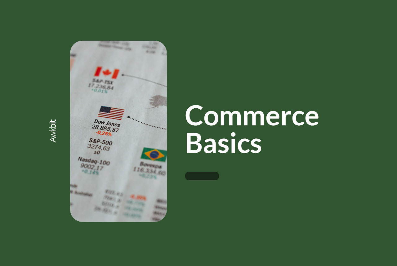 How to boost sales, commerce basics