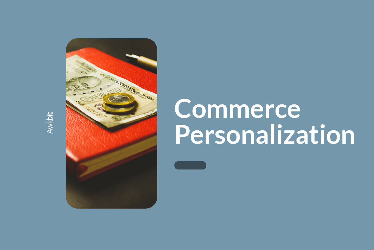 Top tech trends in commerce personalization