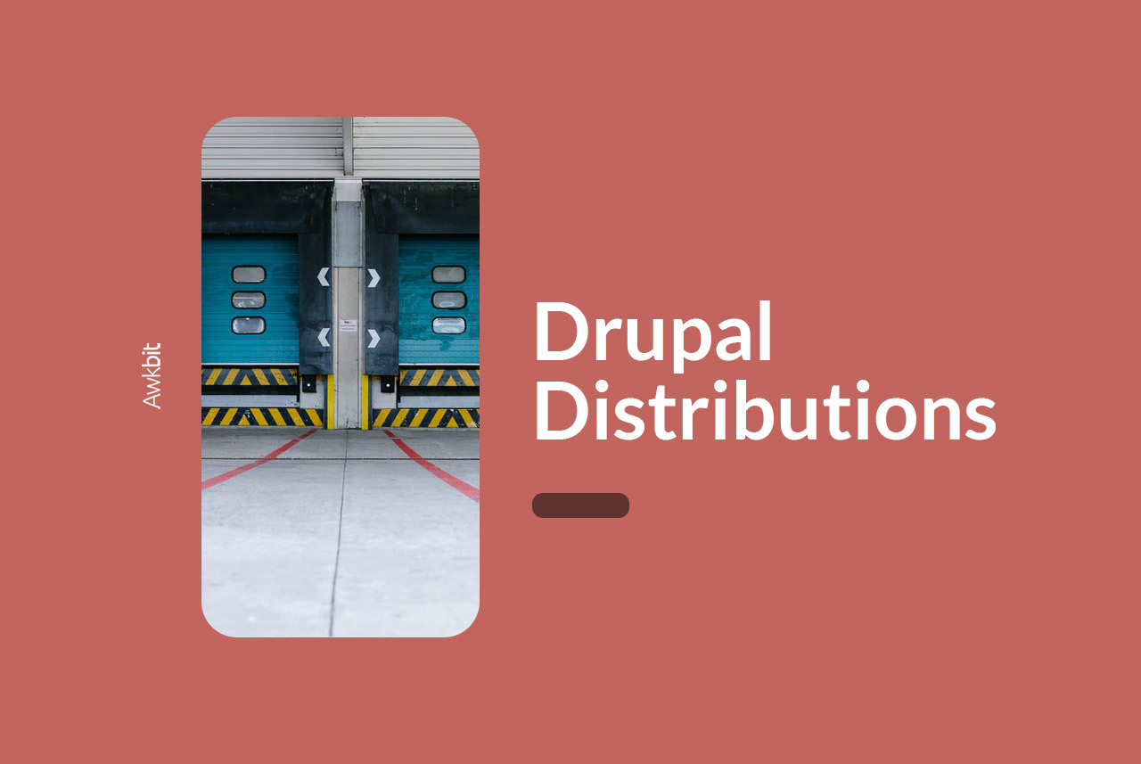 Drupal distributions in 2021