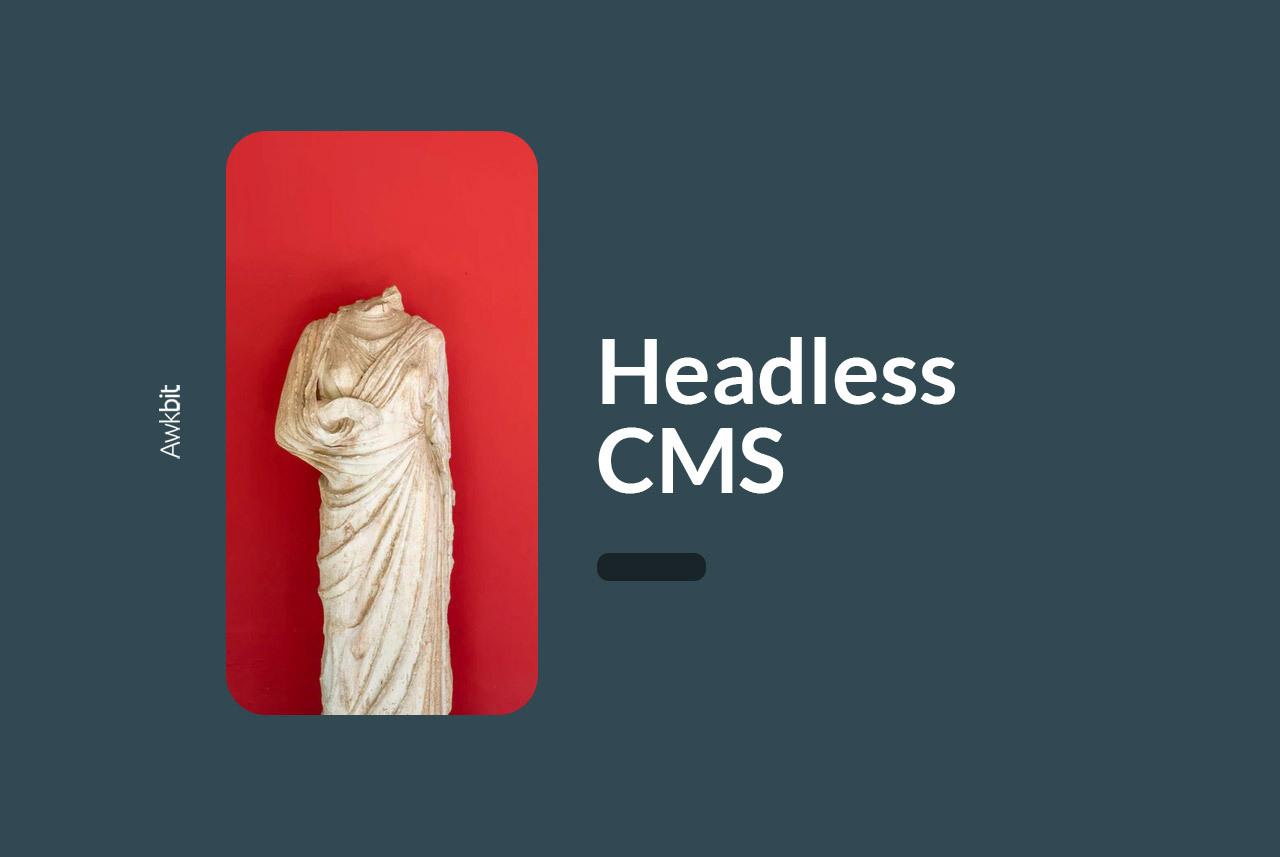 Headless cms in drupal